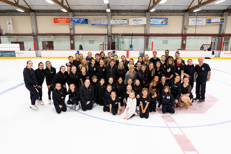 american contemporary skating festival showcase 2019
